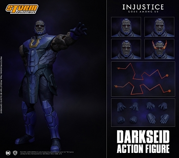 Storm Collectibles DC DARKSEID (Injustice: Gods Among Us)